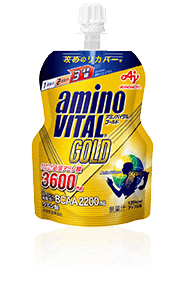 Amino Vital® GOLD Jelly Drink