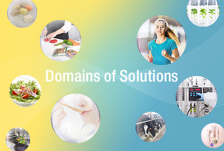 Domains of Solutions