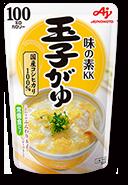Ajinomoto KK egg is boiled