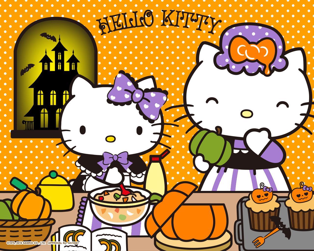 味の素kk ピュアセレクト キティと一緒に楽しいハロウィン